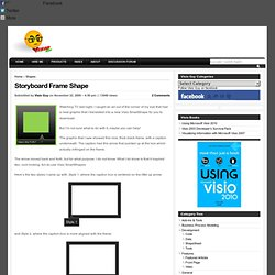 Visio Guy – Shapes, Stencils, Drawings Templates, Tutorials, Tip