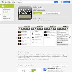 RSA Vision