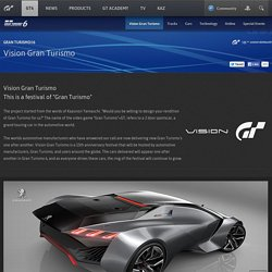 Vision Gran Turismo - PRODUCTS