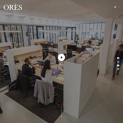 Vision - Ores-groupA Creative Agency