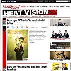 Comic Book & Sci-Fi Movie News - Heat Vision
