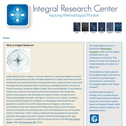 Integral Research Center