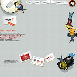 Vision18 Technologies-Web design studio, web development, software development, SEO, India