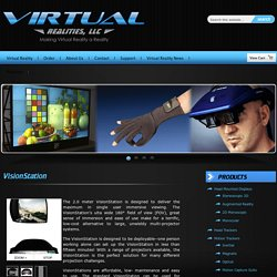 VisionStation - Virtual Reality Dome