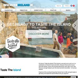 Official Tourism Website for Irish holiday accommodation, activities, events, attractions