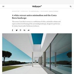 We visit sleek Costa Brava house by Mathieson Architects
