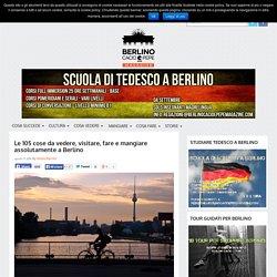 Le 105 cose da vedere, visitare, fare e mangiare assolutamente a Berlino - Berlino Cacio e Pepe