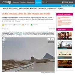 Visitas virtuales a más de 1000 museos del mundo
