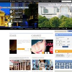 Visitbrussels.be, le site officiel du bureau du tourisme et du mice de Bruxelles.