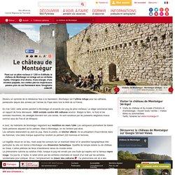 Visite du château de Montségur