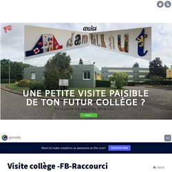 Visite collège -FB-Raccourci