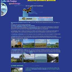 Visite des iles de la Guadeloupe
