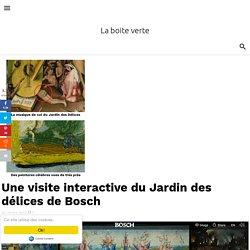 Une visite interactive du Jardin des délices de Bosch
