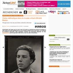 Visite méthodique dans le musée virtuel d'André Breton
