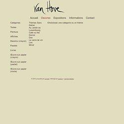 Visite - Pastels - Francine Van Hove