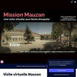 Visite virtuelle Mauzan par Celine Montet sur Genially