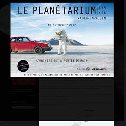 Visite virtuelle - Planétarium de Vaulx-En-Velin