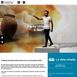Visite virtuelle – Musée de la romanité – Nîmes