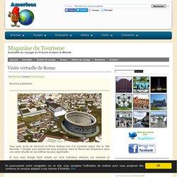 Visite virtuelle de Rome