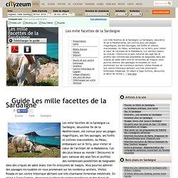 Visiter Les mille facettes de la Sardaigne : le guide 2013 des 64 lieux à voir. Gratuit