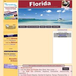 Visiter la Floride / Guide de voyage complet