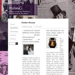 Musea : Musée virtuel sur l'histoire des femmes et du genre