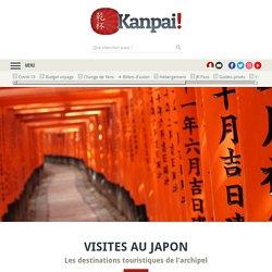 Visites et destinations au Japon