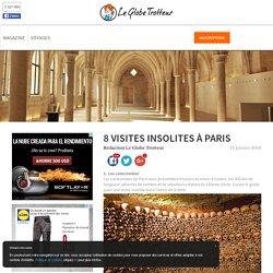 8 visites insolites à Paris