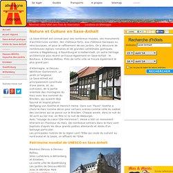Visites en Saxe-Anhalt