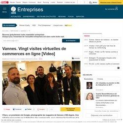 Vannes. Vingt visites virtuelles de commerces en ligne [Video]