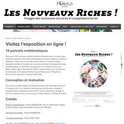 Visitez l'exposition en ligne !