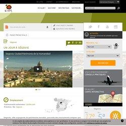 Visitez Ségovie en une journée. Tourisme à l'intérieur des terres d'Espagne.