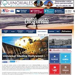 Visitez les Studios Universal d'Hollywood