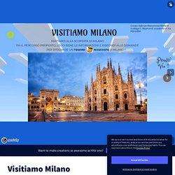 Visitiamo Milano par RICHARD Marie sur Genially