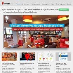 L'agence des photographes agréés Google