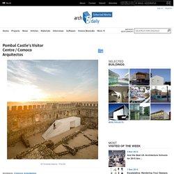 Pombal Castle's Visitor Centre / COMOCO