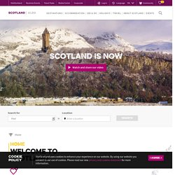 Book Hotels, Accommodation, Weekend and City Breaks in Scotland | Visit Scotland