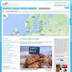 10 raisons d'aller en Suède - VisitSweden - site officiel du tourisme en Suède
