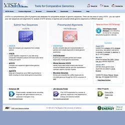VISTA tools