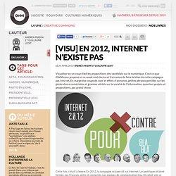 [visu] En 2012, Internet n'existe pas