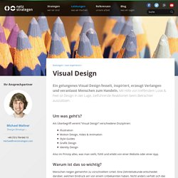 Visual Design - netzstrategen