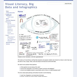 Visual Literacy, Big Data and Infographics
