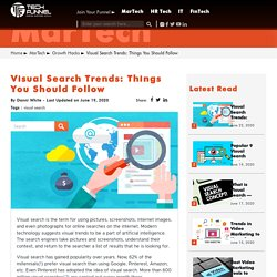 11 Visual Search Trends to Follow in 2020
