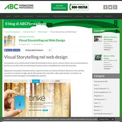 Visual Storytelling nel Web Design