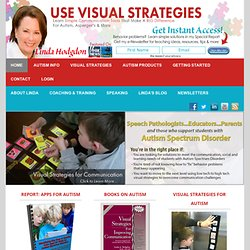 Use Visual Strategies for Autism