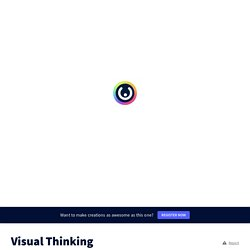 Visual Thinking by David Ruiz on Genially