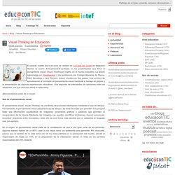 Visual Thinking en Educación