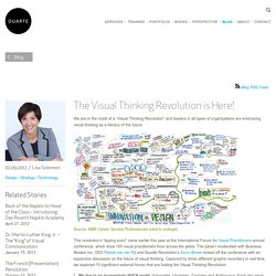 The Visual Thinking Revolution is Here!