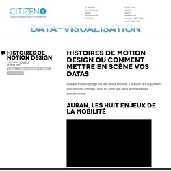 data-visualisation Archives - Citizen T