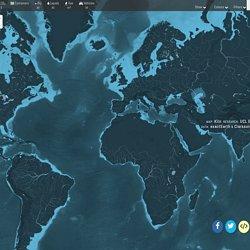 Visualisation of Global Cargo Ships